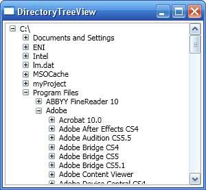 WPF | Создание узлов TreeView